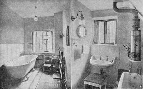 the ideal bathroom of the 1920s